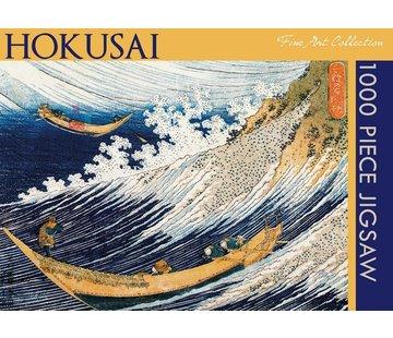 The Gifted Stationary Hokusai Puzzel 1000 Stukjes
