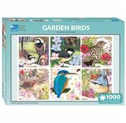 Otterhouse Garden Birds Puzzel 1000 Stukjes