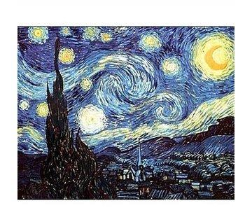 Dtoys Van Gogh Starry Night Puzzle 1000 Pieces
