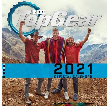 Top Gear Calendrier 2021