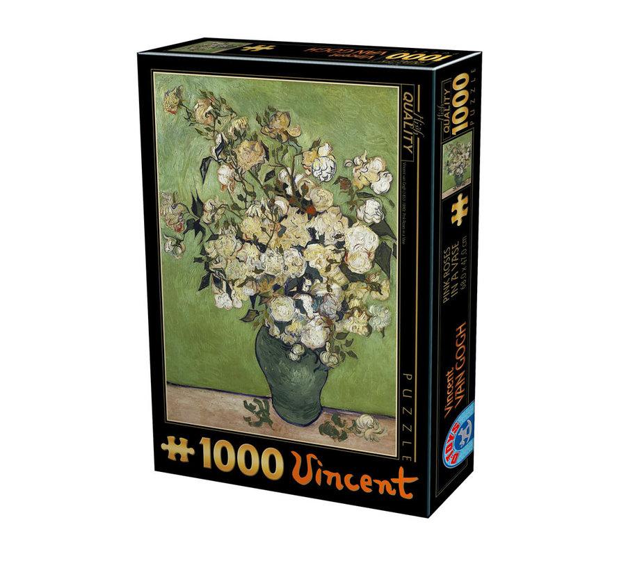 Van Gogh 1000 Puzzle Pieces