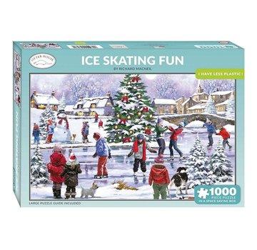 Otterhouse Ice Skating Fun Puzzel 1000 Stukjes