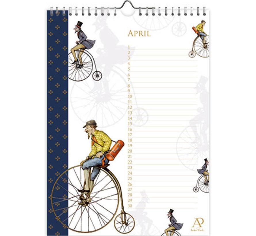 Anton Pieck In Detail Verjaardagskalender