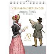 Comello Anton Pieck In Detail Verjaardagskalender