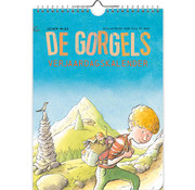 Comello The Gorgels Birthday Calendar