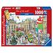 Ravensburger Fleroux London 1000 Puzzle Pieces