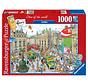 Fleroux London Puzzel 1000 Stukjes