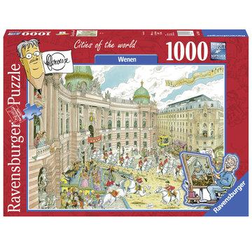 Ravensburger Fleroux Vienna 1000 Puzzle Pieces