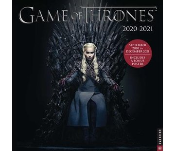 Browntrout Game of Thrones Calendrier 2021