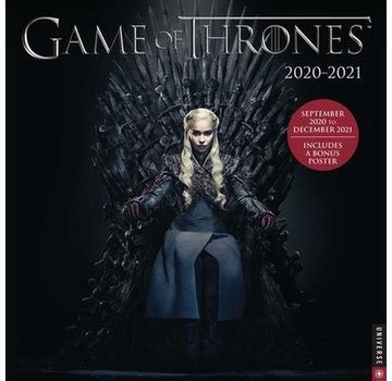 Browntrout Game of Thrones Calendar 2021