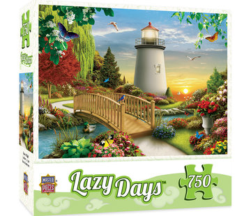 Master Pieces Lazy Days - Dawn of Light Puzzel 750 Stukjes