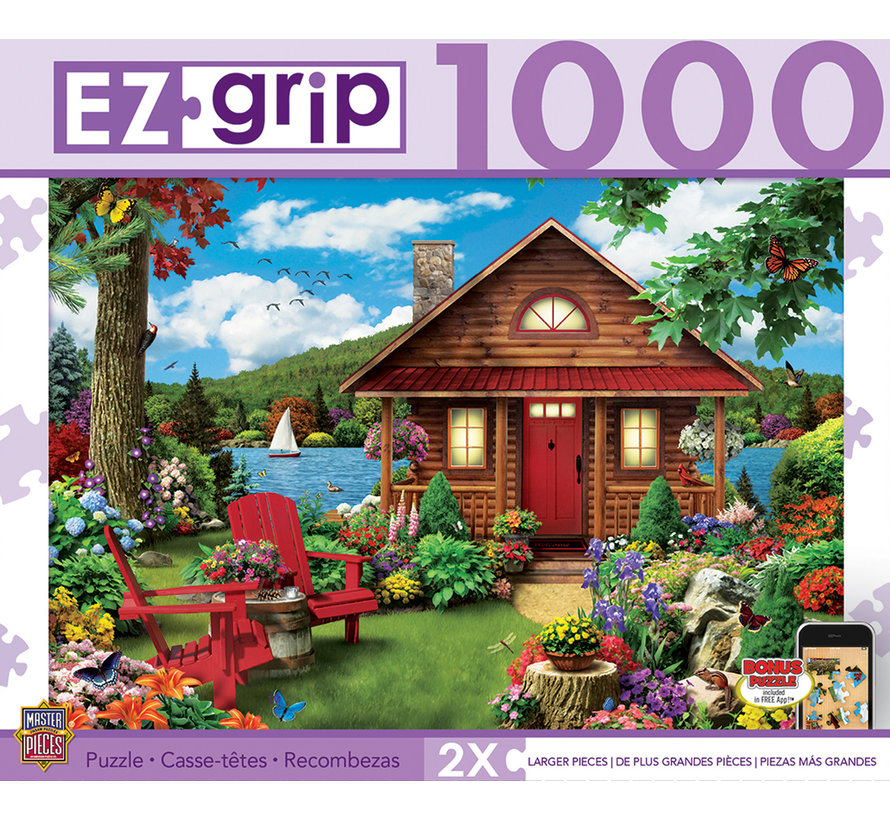 A Perfect Summer Puzzel 1000 Stukjes XL