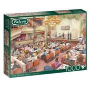 Falcon The Bingo Hall 1000 Puzzle Pieces