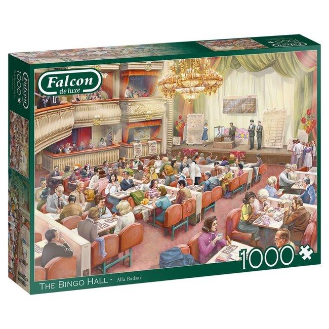 Falcon The Bingo Hall Puzzel 1000 Stukjes