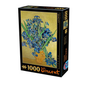Dtoys Van Gogh 1000 Puzzle Pieces