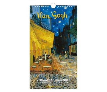 Bekking & Blitz Van Gogh Birthday Calendar