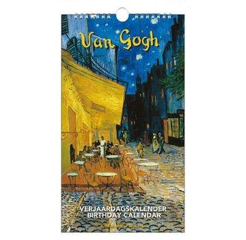 Bekking & Blitz Van Gogh Verjaardagskalender