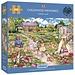 Gibsons Kindheitserinnerungen Puzzle 500 Stück