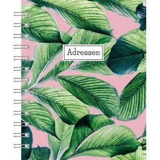 Hallmark Botanical Address Book