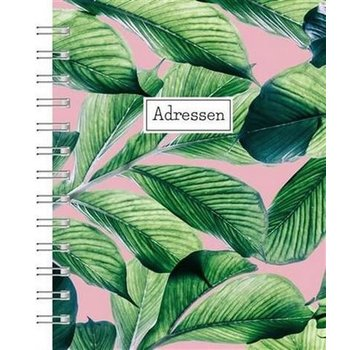 Hallmark Botanical Address Book