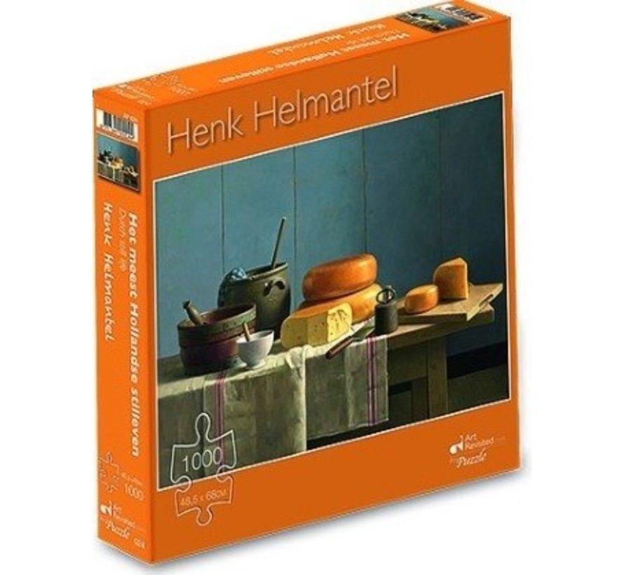 Henk Helmantel Puzzel 1000 Stukjes