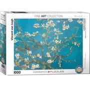 Eurographics Almond Blossom - Vincent van Gogh Puzzel 1000 Stukjes