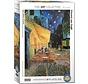 Café Terrace at Night - Vincent van Gogh Puzzel 1000 Stukjes