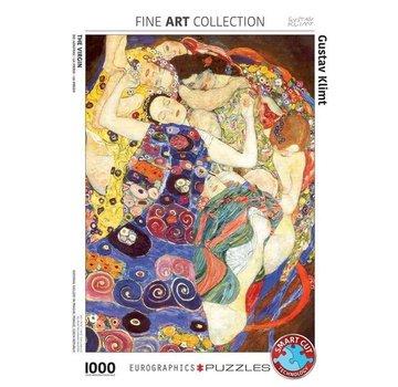 Eurographics The Virgin - Gustav Klimt Puzzel 1000 Stukjes