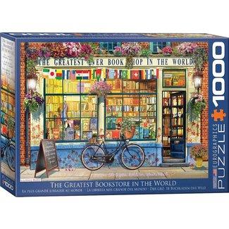 Eurographics Die größte in der Welt Buchhandlung 1000 Puzzleteile