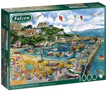 Falcon Newquay Harbour Puzzel 1000 Stukjes