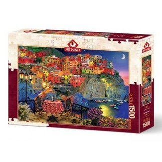 Art Puzzle Cinque Terre 1500 Puzzle Stück