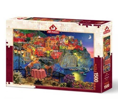 Art Puzzle Cinque Terre 1500 Puzzle Pieces
