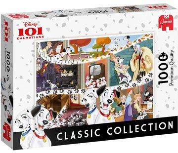 Jumbo Classic Collection - 101 Dalmatians Puzzel 1000 stukjes