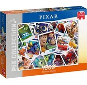 Jumbo Classic Collection - Pixar Puzzel 1000 stukjes