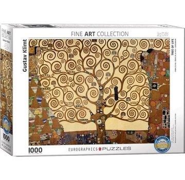Eurographics Tree of Life - Gustav Klimt 1000 Puzzle Pieces