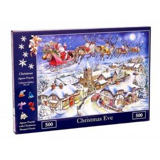 The House of Puzzles No.13 - Christmas Eve Puzzel 500 stukjes