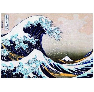 Eurographics Great Wave Hokusai 1000 Puzzle Pieces