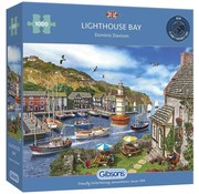 Gibsons Lighthouse Bay 1000 Puzzle Pieces
