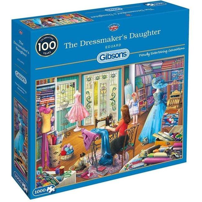 Gibsons The Dressmaker's Daughter Puzzel 1000 Stukjes