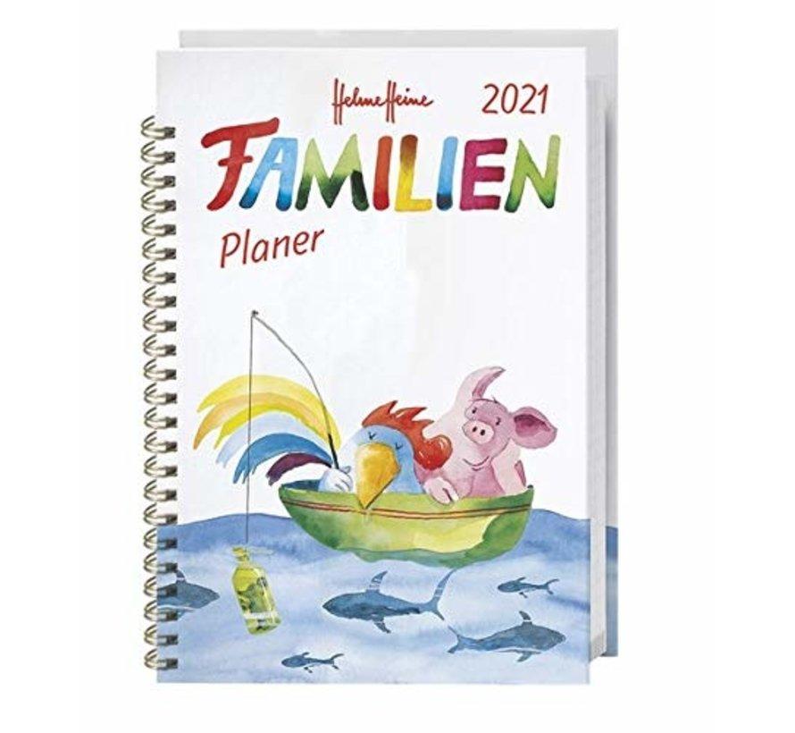 Helme Heine Familie Notitieagenda 2021