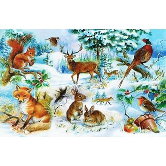 The House of Puzzles Midwinter Puzzle 250 pieces XL