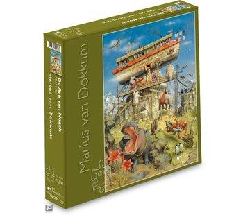Art Revisited Marius van Dokkum Ark Puzzle 1000 Pieces