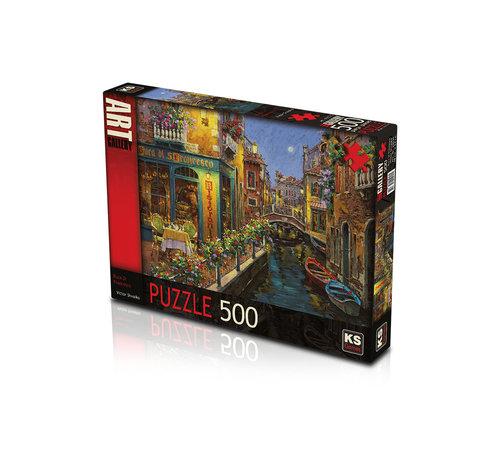 KS Games Buca Di Francesco Puzzel 500 Stukjes