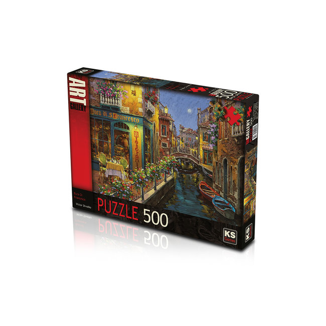 Buca Di Francesco Puzzel 500 Stukjes