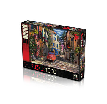KS Games Rue Francais Puzzel 1000 Stukjes