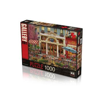 KS Games Majestic Cafe Puzzel 1000 Stukjes