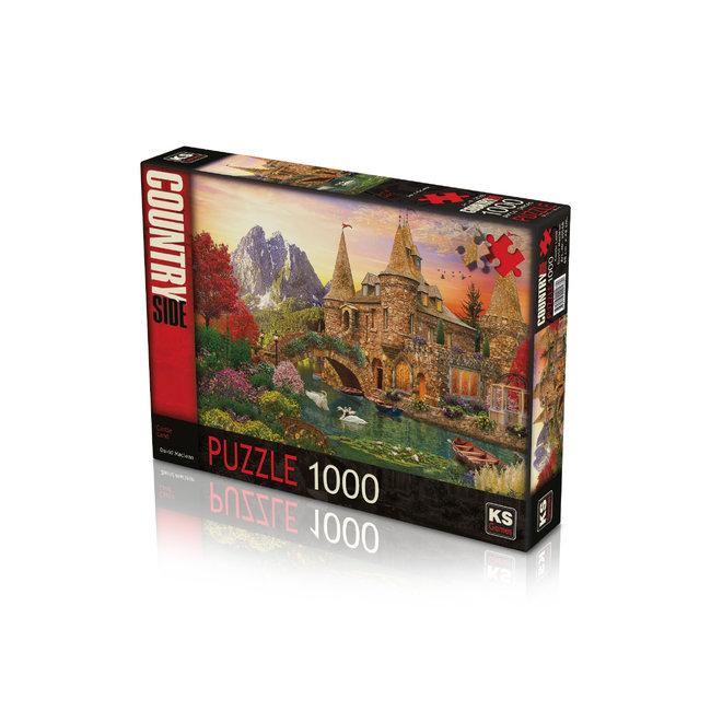 KS Games Castle Country 1000 Puzzle Pieces