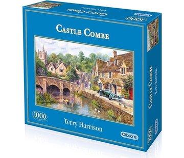 Gibsons Castle Combe Puzzel 1000 Stukjes