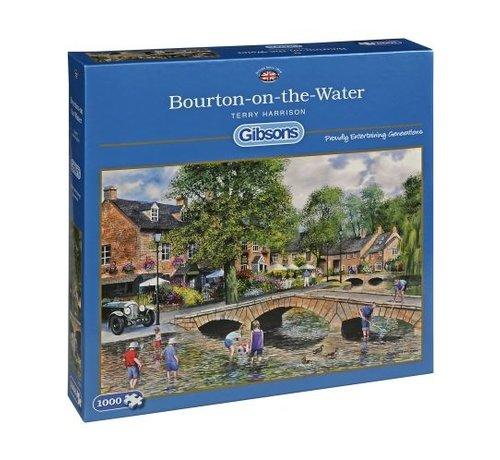 Gibsons Bourton on the Water Puzzel 1000 Stukjes