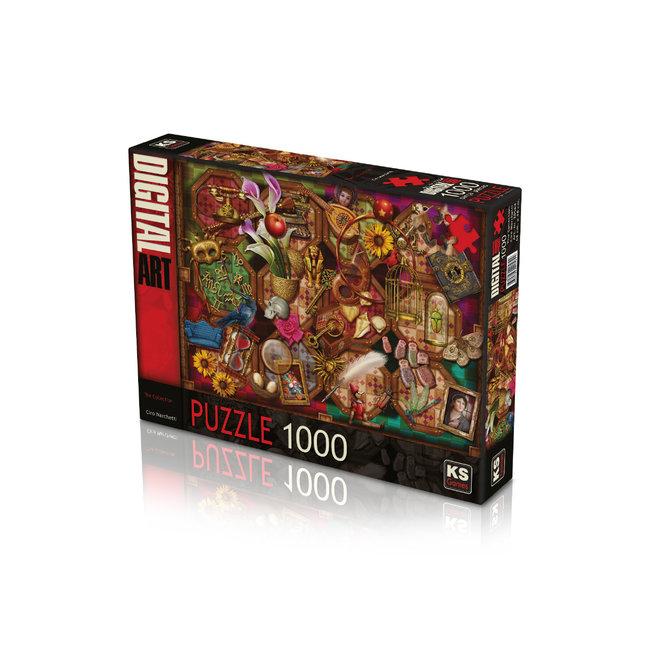 KS Games Die Kollektion 1000 Puzzleteile
